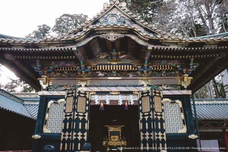 神楽殿の写真